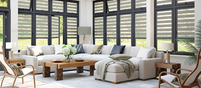 Perfect Fit Day & Night blinds