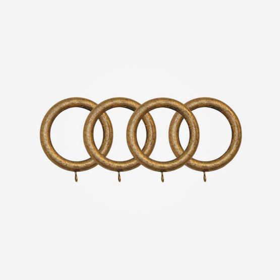 Rings For 45mm Portofino Old Gold