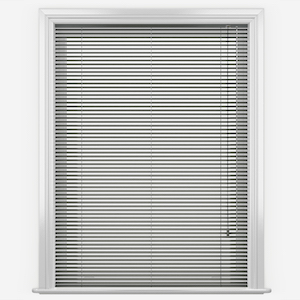 Vigor Cool Grey Aluminium Venetian Blind
