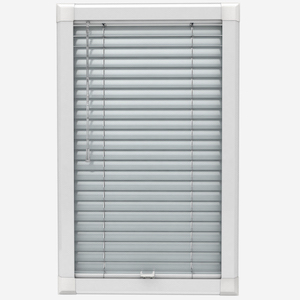 Touched by Design Prime Silver Perfect Fit Venetian Blind