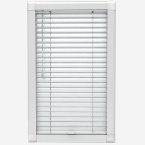 Touched by Design Prime White Perfect Fit Venetian Blind