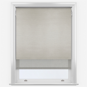 Plaza Taupe & Grey Double Roller Blind
