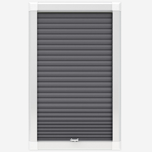 Touched By Design Berlin Blackout Grey Perfect Fit Honeycomb Cellular Blind