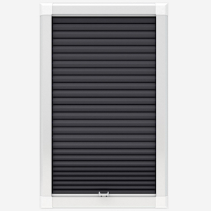 Touched By Design Berlin Blackout Jet Perfect Fit Honeycomb Cellular Blind