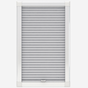 Touched By Design Dresden Pebble Perfect Fit Pleated Blind