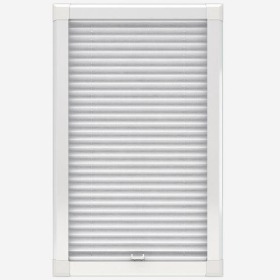 Louvolite Voile FR White perfect_fit_pleated