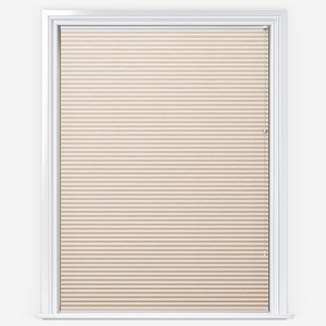 Touched By Design Dresden Beige Pleated Blind
