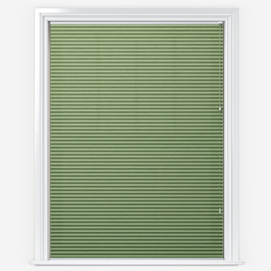 Touched By Design Dresden Sage Pleated Blind