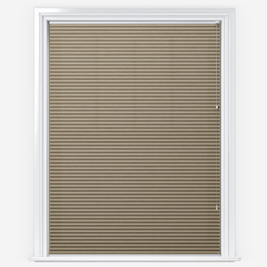 Touched By Design Dresden Sand Pleated Blind