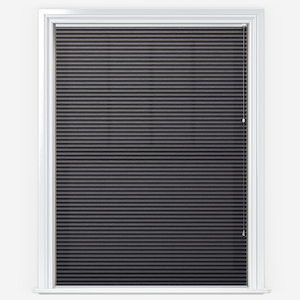 Touched By Design Dresden Storm Grey Pleated Blind