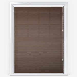 Touched By Design Dresden Tan Pleated Blind