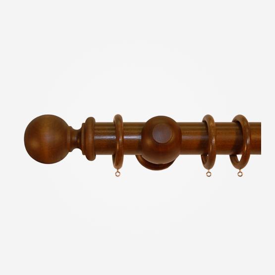 45mm Palais Old Medium Oak Ball