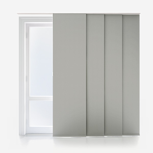 Absolute Blackout Grey Panel Blind
