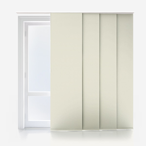 Absolute Blackout Natural Panel Blind