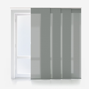 Touched By Design Deluxe Plain Seal Panel Blind