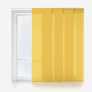 Optima Dimout Yellow Panel Blind