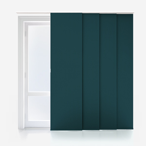 Touched by Design Supreme Blackout Azure Panel Blind