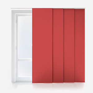 Touched By Design Supreme Blackout Coral Panel Blind