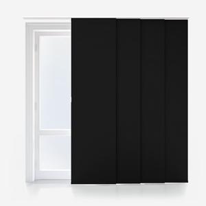 Touched By Design Supreme Blackout Jet Panel Blind