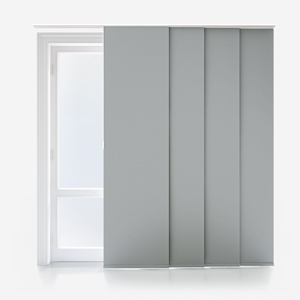 Touched by Design Supreme Blackout Storm Grey Panel Blind