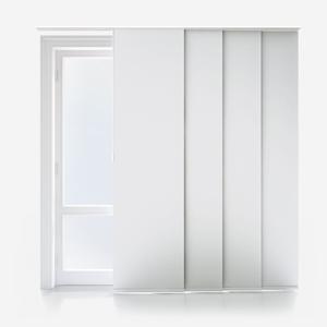 Supreme Blackout White Panel Blind