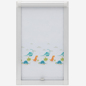 Dino Valley Blackout Perfect Fit Roller Blind