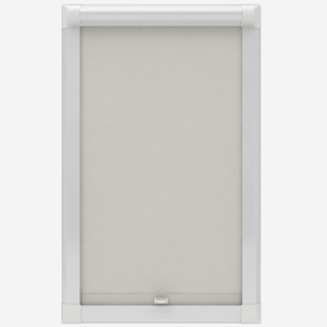 Origin Plain Grey Perfect Fit Roller Blind