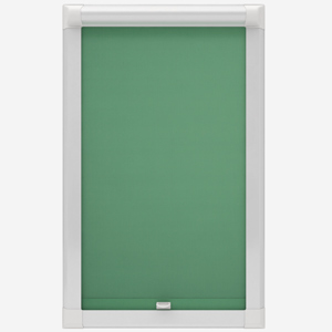 Louvolite Carnival Chive Perfect Fit Roller Blind