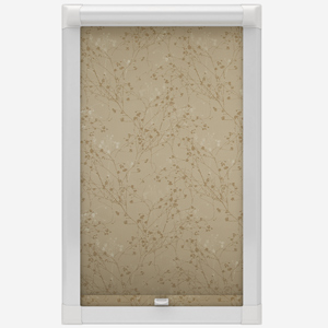Louvolite Collina Antique Gold Perfect Fit Roller Blind