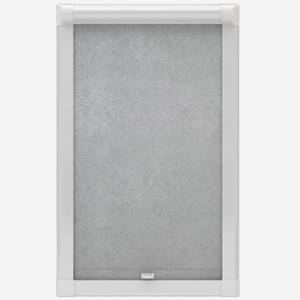 Romany Light Grey Perfect Fit Roller Blind