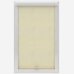 Louvolite Voile FR Cream Perfect Fit Roller Blind