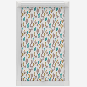 Railux Naples Henna Perfect Fit Roller Blind