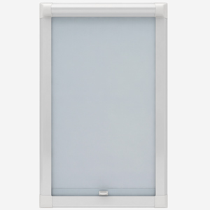 Touched by Design Deluxe Plain Mineral Perfect Fit Roller Blind
