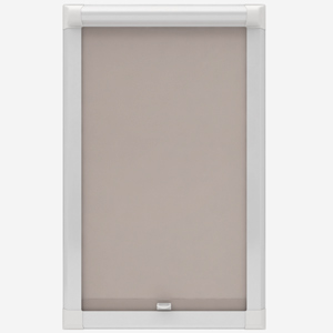 Touched by Design Deluxe Plain Sand Perfect Fit Roller Blind