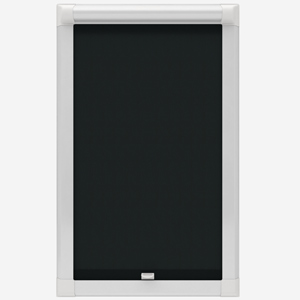 Touched By Design Optima Dimout Black Perfect Fit Roller Blind