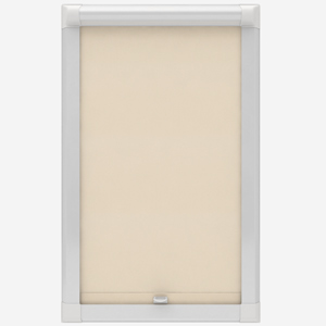 Touched By Design Optima Dimout Ecru Perfect Fit Roller Blind