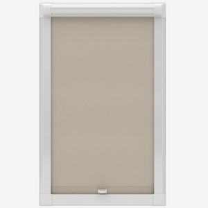 Touched By Design Optima Dimout Grey Perfect Fit Roller Blind