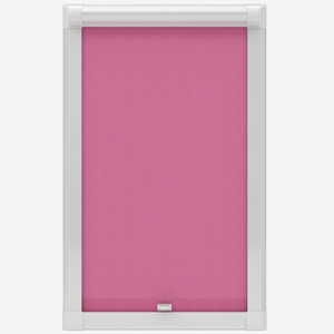 Touched by Design Supreme Blackout Hot Pink Perfect Fit Roller Blind