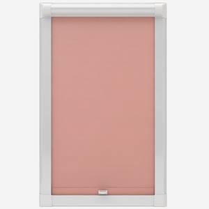 Touched by Design Supreme Blackout Papaya Perfect Fit Roller Blind