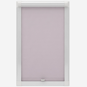 Touched by Design Supreme Blackout Peony Pink Perfect Fit Roller Blind