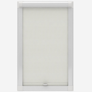 Touched by Design Supreme Blackout Vanilla Cream Perfect Fit Roller Blind
