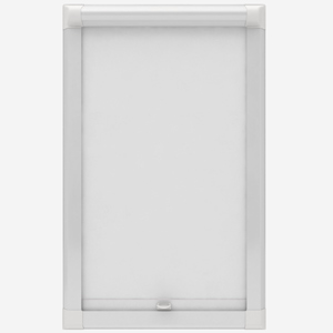 Touched By Design Supreme Blackout White Perfect Fit Roller Blind