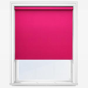 Louvolite Carnival Paradise Pink Roller Blind