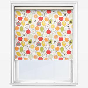 Louvolite Fruity Zest Roller Blind