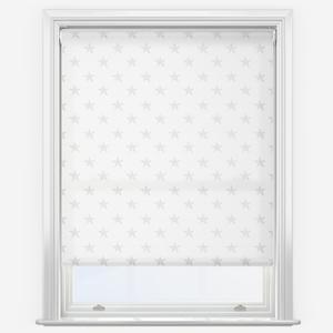 Sonova Studio Stars Soft Grey Roller Blind