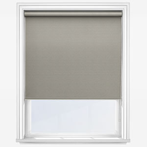 Touched by Design Deluxe Plain Linen Roller Blind