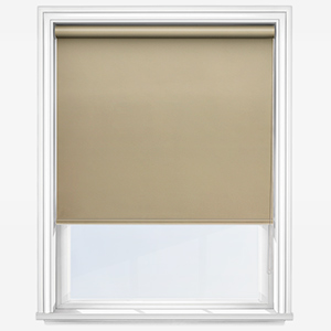 Touched by Design Deluxe Plain Stem Green Roller Blind
