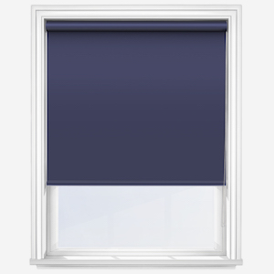 Optima Dimout Navy Roller Blind