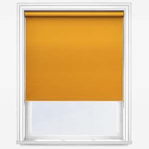 Touched By Design Optima Dimout Yellow Roller Blind