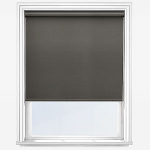 Touched By Design SunVue Steel Grey Roller Blind